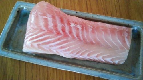 鮫!さめ!サメ!刺身で召し上がれ(^_^)V