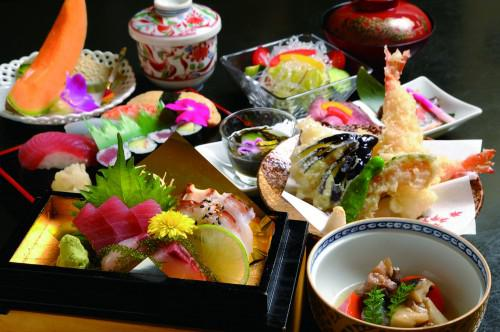 42周年記念9月期間限定!美濃御膳が3000円→2000円