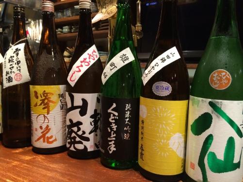 今週入荷の日本酒!(陸奥八仙・春霞・くどき上手)