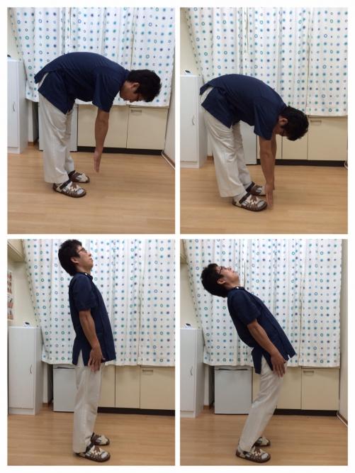 名古屋市緑区、腰痛治療の患者さん