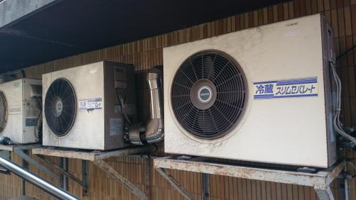 エアコン室外機クリーニングなら