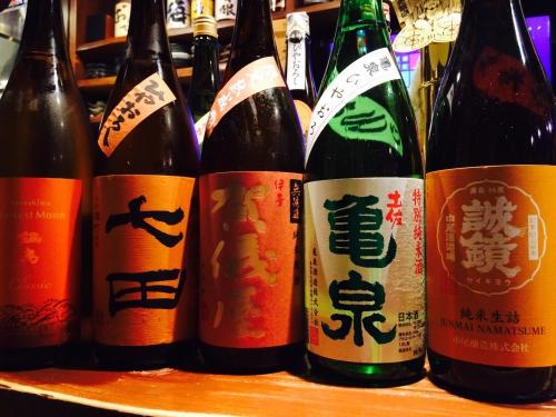 続・今週入荷の日本酒!(誠鏡・賀儀屋・七田・鍋島)