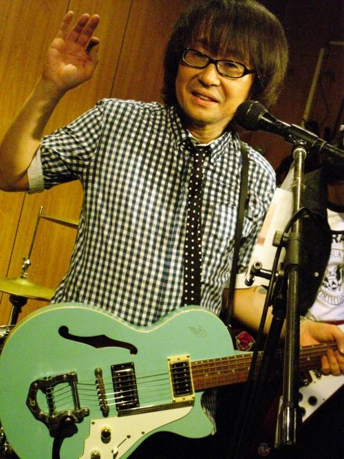 氏家悠路`s グリーンムーン・オンザ・ウォーターの初ライブ