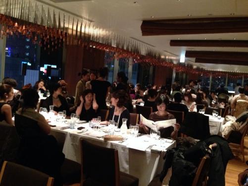 セラピスト晩餐会