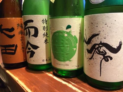 続!入荷・再入荷の日本酒!(仙禽・而今・七田・東鶴)