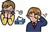 ふらつき感と花粉症