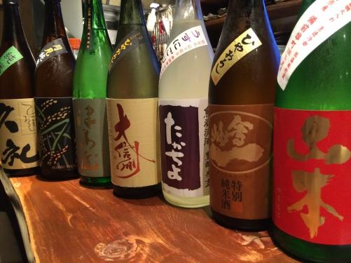 今週入荷・再入荷の日本酒!(山本・たかちよ・大信州・久礼)