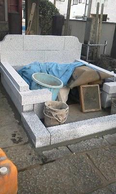 歴代住職墓地7
