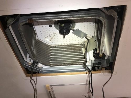 業務用エアコン クリーニング