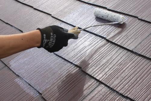 飯能市 屋根塗装