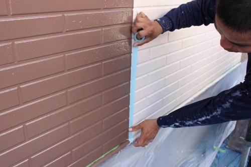 富士見市 外壁塗装
