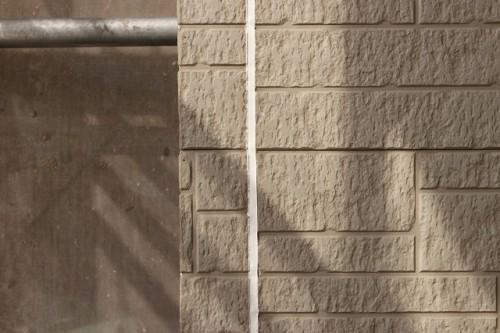 川越市 外壁目地打ち替え