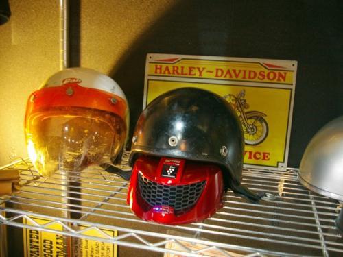 ヘルメット消臭器