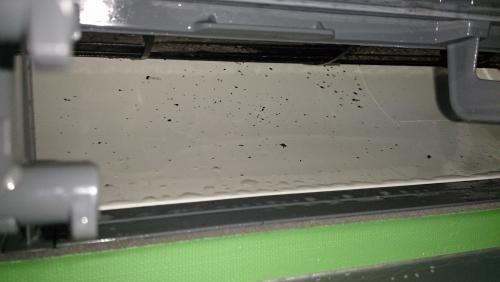 横浜市泉区でエアコンクリーニング高圧洗浄