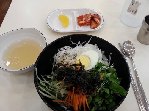 本場の冷麺!