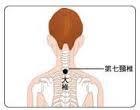 扁桃の炎症を伴った首の痛み