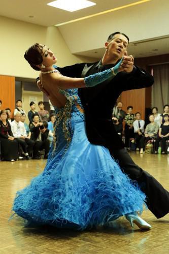 HA織 はおりチャリティーダンスパーティーのゲスト写真です。