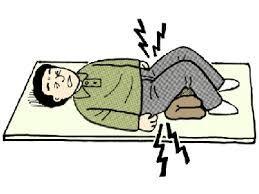 交通事故で起こる腰痛について