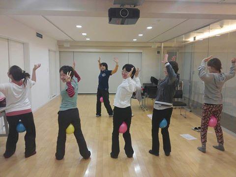 姿勢も改善!☆クビレる体操教室☆土曜開催のお知らせ