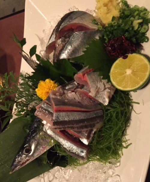 やっぱり秋刀魚