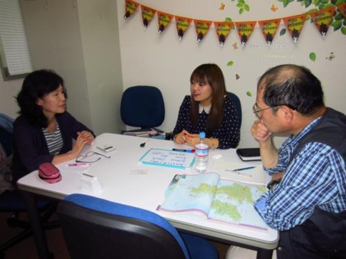 英会話サロン 11月16日開催