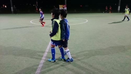 サッカースクール茨城町からも!!