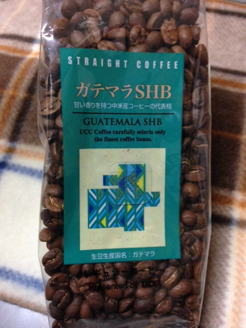 NEW コーヒー豆。