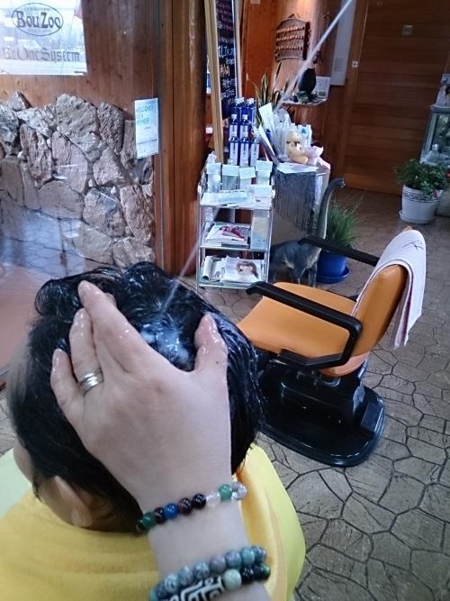 薄毛予防と頭皮ケアでデトックス