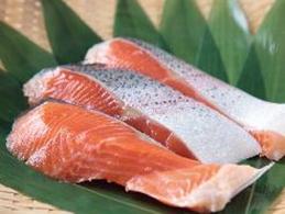 『鮭で眼精疲労予防』