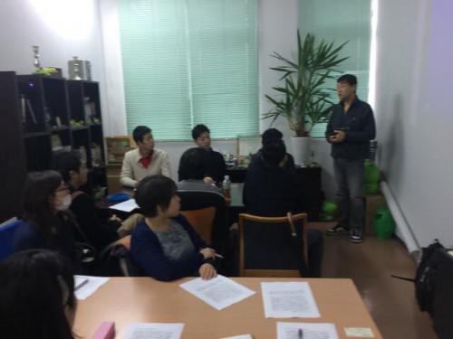 栄養の勉強会