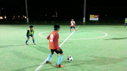 U-12 スクールメンバー&チームメンバートレーニング
