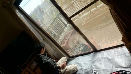 横浜市港北区で窓のハウスクリーニング