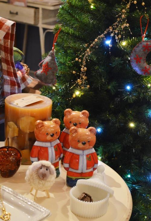 少しずつクリスマスになって来ました