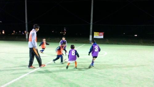 U-9サッカー選手育成