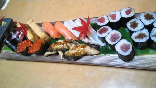 年内無休・31日まで営業です!旨い寿司!!