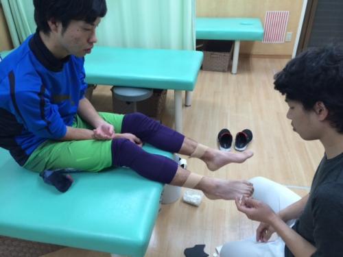 足の痛み!これが治療に?