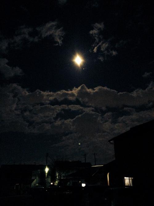 満月の帰り道❇︎