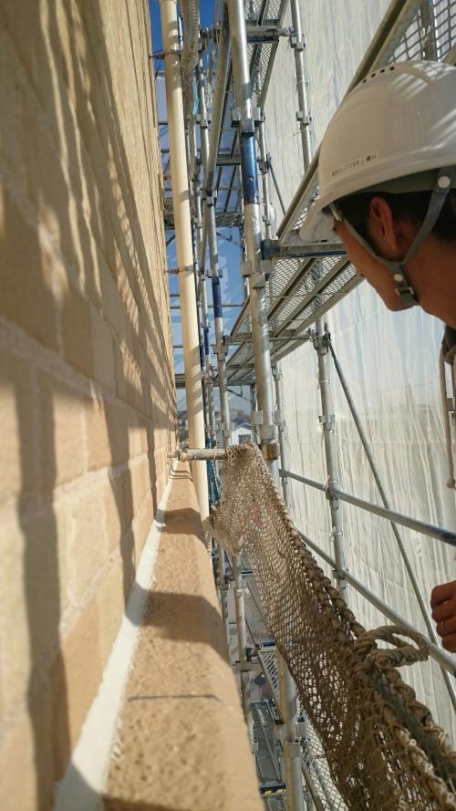 横浜市で外壁洗浄(大規模修繕)