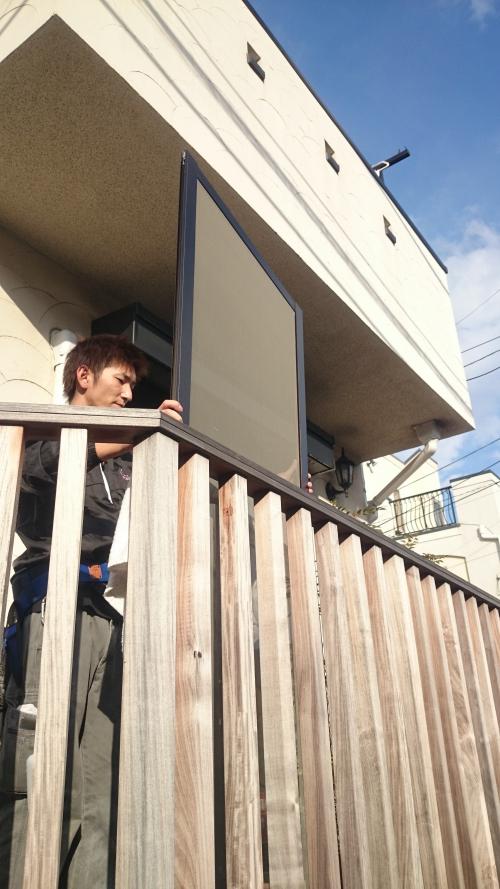 綾瀬市プロのお掃除(窓ガラス、サッシ、網戸)