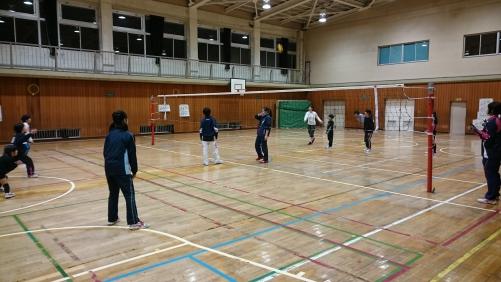 水戸市バレーボールスクール(小学生)