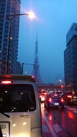 東京タワー周辺にデリバリー