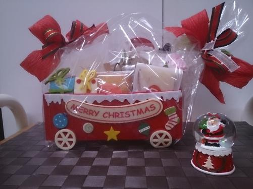 クリスマスが来た。(*^▽^)/★*☆♪