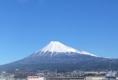 富士山が美しく見える理由