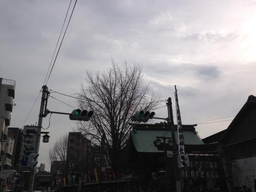 初詣は櫛田神社へ タイ古式マッサージロータスブログ