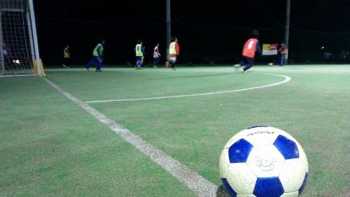 サッカースクールトレーニング開催日
