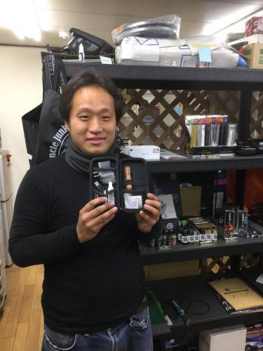 【アイズエージェント】kamry x6 !電子たばこ(松戸)