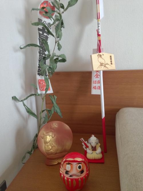 櫛田神社・鏡八幡宮・十日恵比寿神社