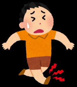 成長期に良くある『オスグッド病』について