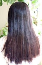 そういえば、、最近髪が、、 ヘナカラー 艶髪