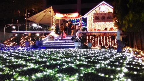 クリスマス・ニューイヤー イルミネーション
